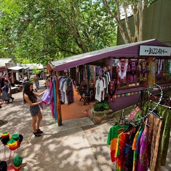 Kuranda Markets, North Queensland Australia