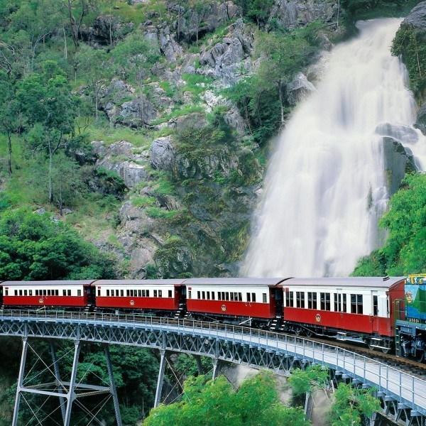 Cairns scenic railway
