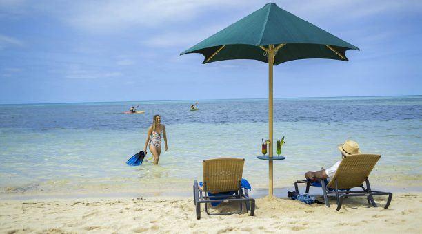 Beach HIre on Green Island