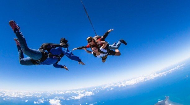 Skydive Australia in Cairns North Queensland
