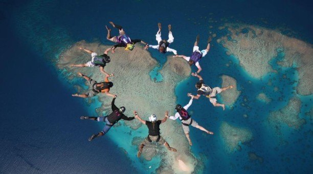 Cairns skydive