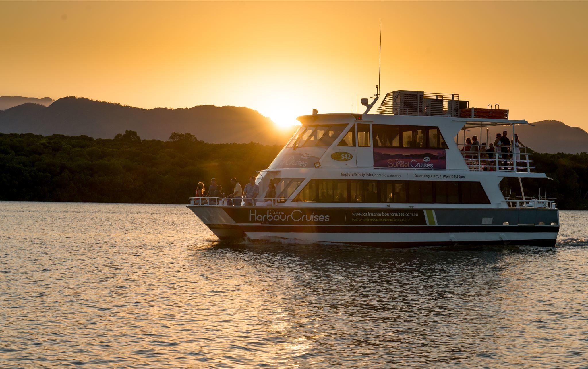 sunset sailing boats rocks - photo #34