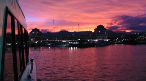 Cairns Sunset Cruise, North Queensland Australia