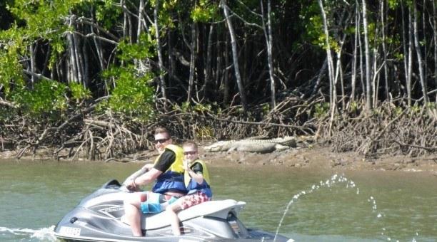 Cairns Jetski Adventure