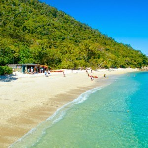 Fitzroy Island Family Day Pass