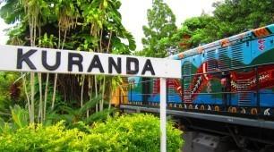 The Kuranda Scenic Train & Skyrail