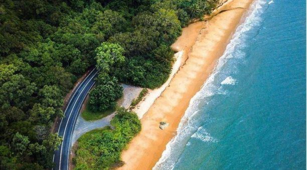 Great Barrier Reef Drive
