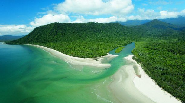 Daintree River Mouth