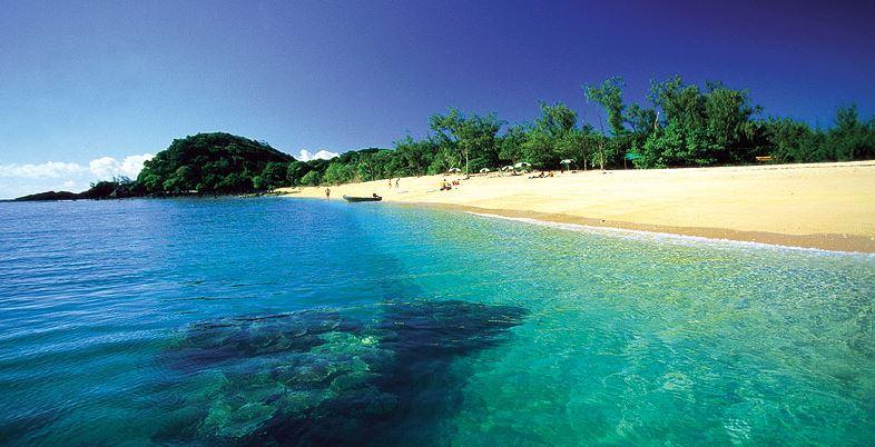 Fitzroy-Island- Cairns reef
