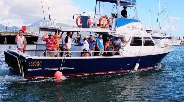 reef fishing Tour Cairns, North Queensland Australia