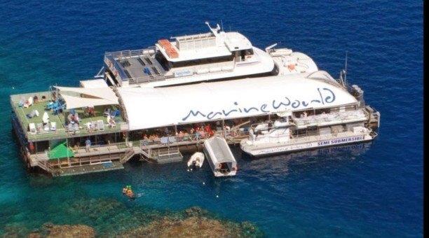 Reef Magic, Cairns best pontoon