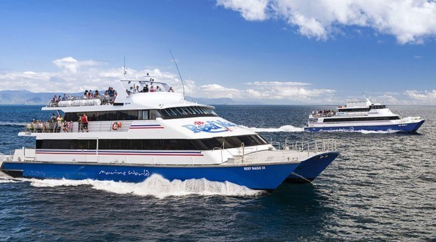 Great Barrier Reef Tour