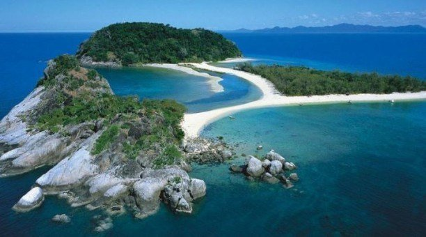 Frankland Islands North Queensland Australia