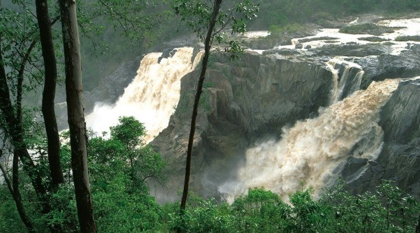 Barron Falls North Queensland
