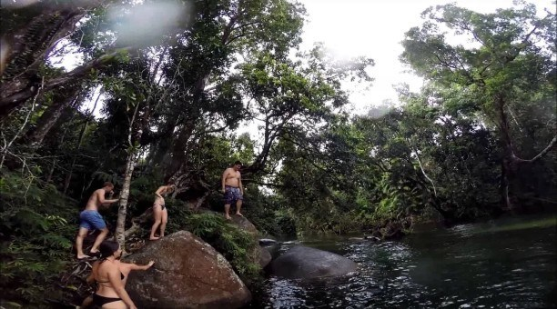 Cairns Waterfall Tours, Australia