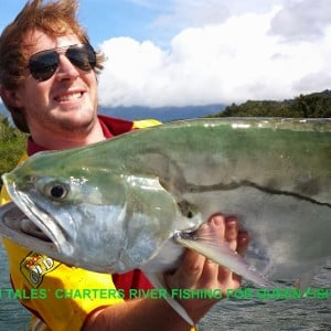 Cairns fishing will get your adrenalin going