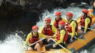 Rafting Cairns
