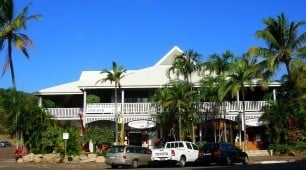 Sovereign Resort, Cooktown North Queensland Australia