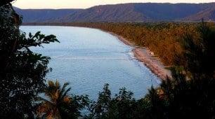 Cape Tribulation Beach North Queensland Australia