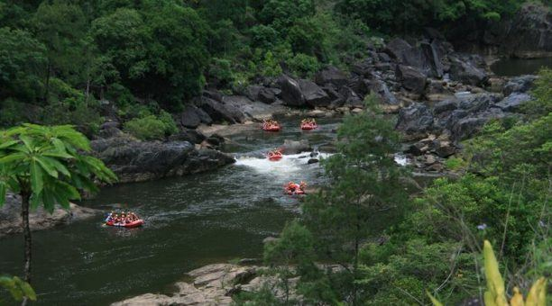 Barron River - Rafting
