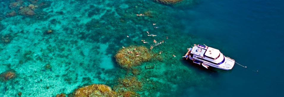 Great Barrier Reef Day Tours