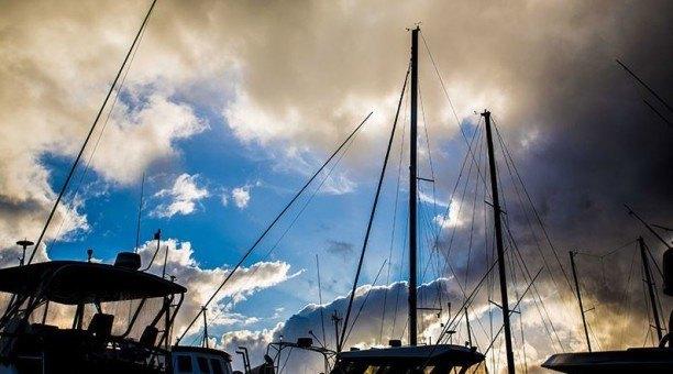 Sun Setting - Cairns