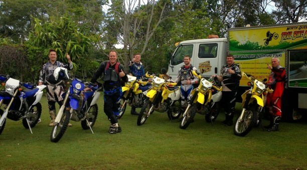 North Queensland Motor bike tour