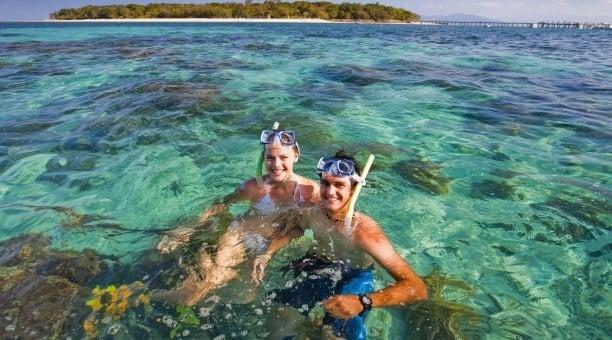 Green Island Snorkeling