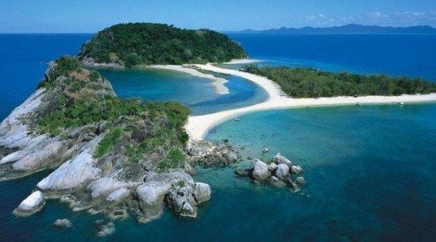 Frankland Islands North Queensland Australia