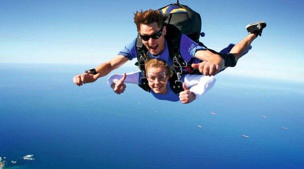 Skydiving Cairns Australia