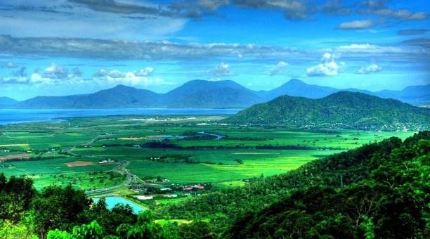 Henry Ross Lookout Cairns, North Queensland Australia