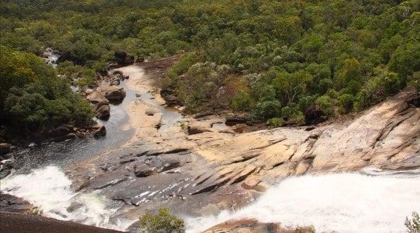 Roaring Meg Falls, North Queensland, Australia