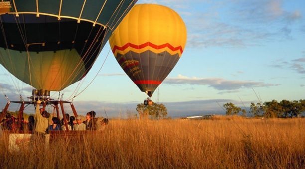 North Queensland Ballooning