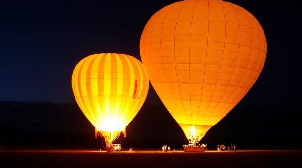 luxury ballooning north Queensland