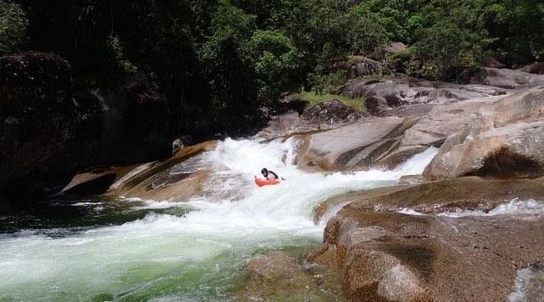 Cairns River Boarding North Queensland Australia