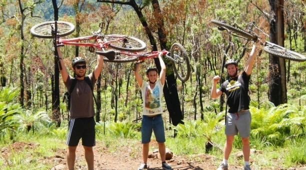 Atherton Bike tour, North Queensland Australia