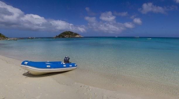 Fitzroy Island Beach Australia
