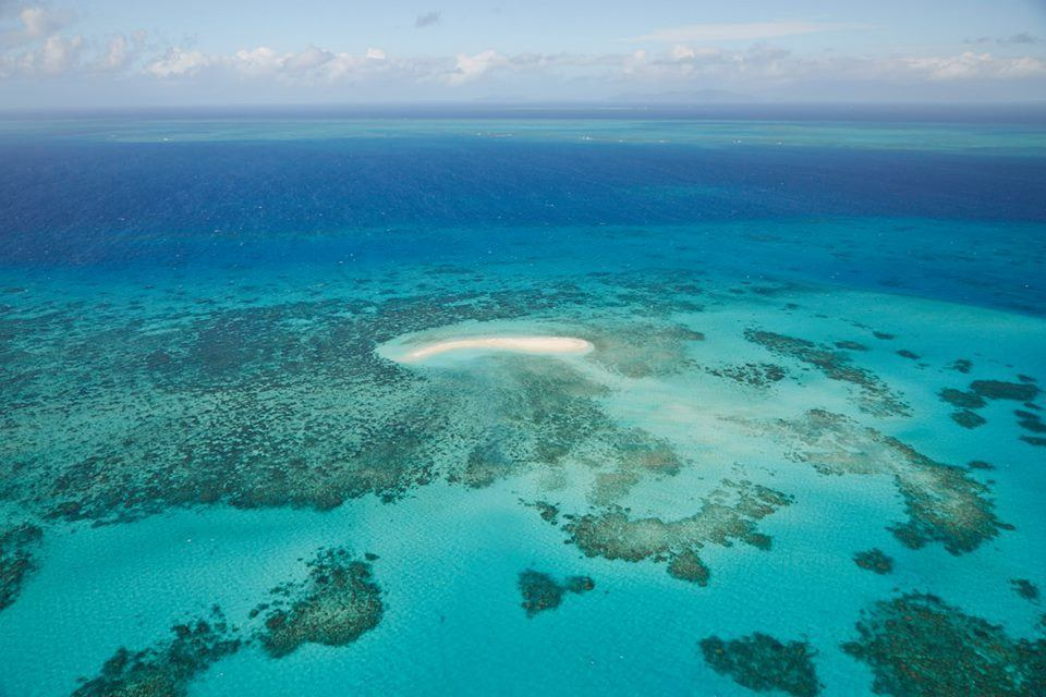 30 Minute Scenic Reef Flight Cairns Day Tour