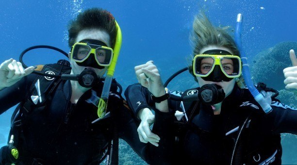 Resort Dive Great Barrier Reef Australia