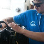 Learn to scuba dive Top Deck Club