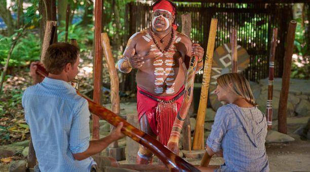 Didgeridoo Lesson