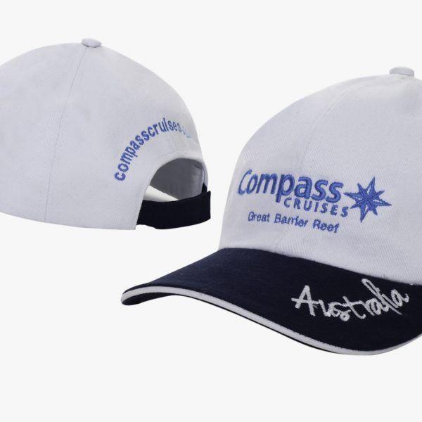 Compass Cruises White Cap