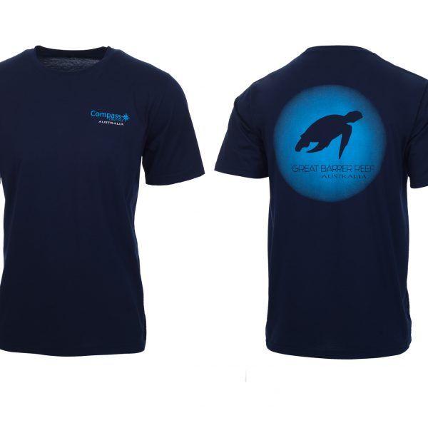 Compass Cruises Turtle Tshirt