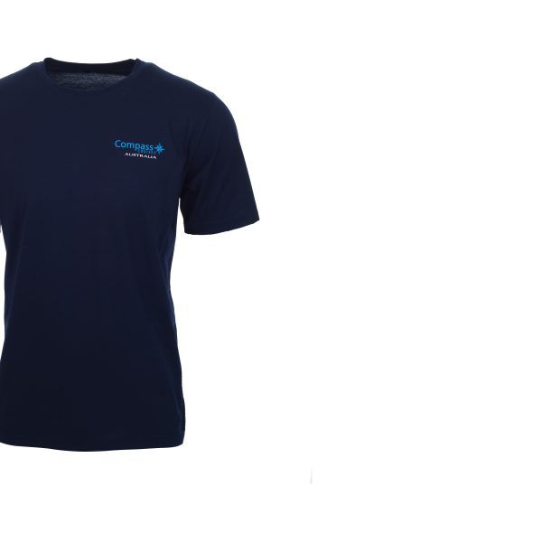 Compass Cruises Turtle Tshirt front