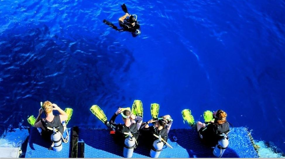 learn to scuba dive - dive tables