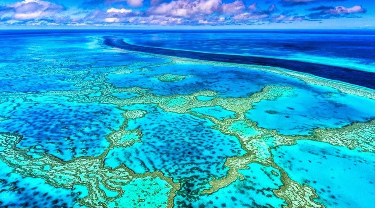 Map Of East Coast >> Whitsundays Great Barrier Reef Adventure - Divetrips.com.au