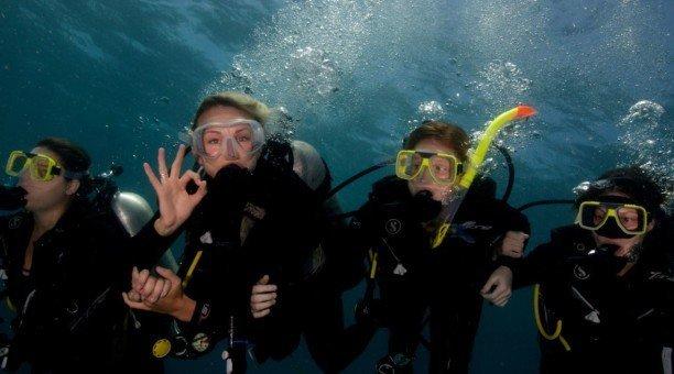resort liveaboard, Great Barrier Reef Australia