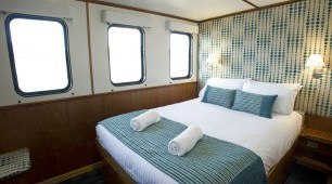 Spirit of Freedom Ocean view deluxe Stateroom North Queensland Australia