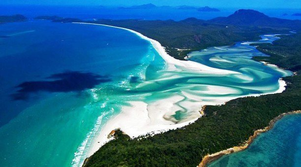Hill Inlet, Whitsundays Australia