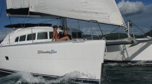 Whitsunday Blue, Sailing Tour Whitsundays Australia